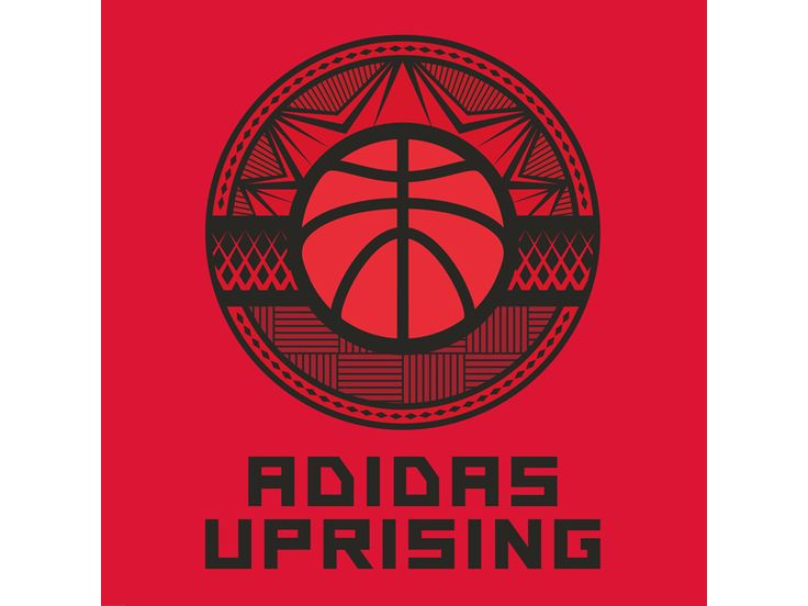 Most of my spring is always spent playing AAU basketball in Adidas events. I like it.