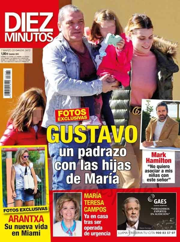 El Kiosko Rosa… 28 de febrero de 2018 revista diez minutos