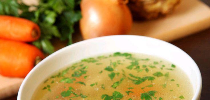 5 recettes de soupe détox pour l'automne