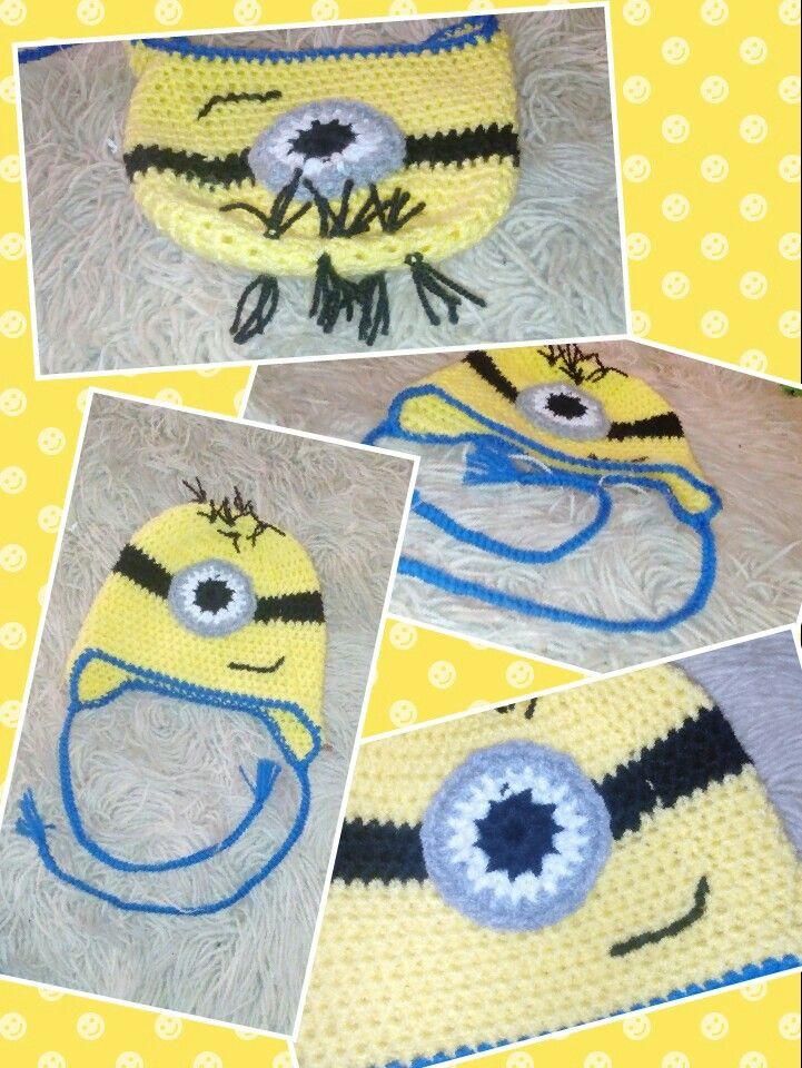 #crochet #minion