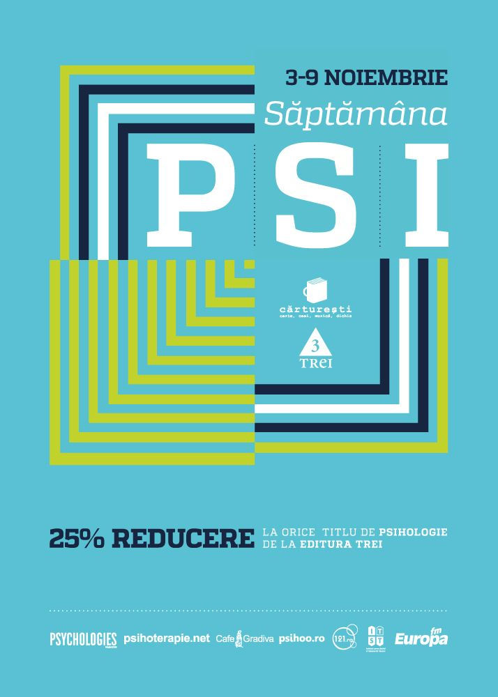 Editia de toamna a Saptamanii PSI: 3-9 noiembrie 2014