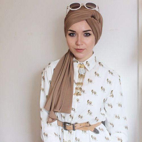 Current obsession: turban hijabs