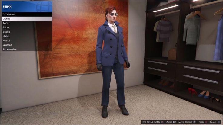 Gta 5 Outfits Female Gta Gta Online Gta Custom Clothes