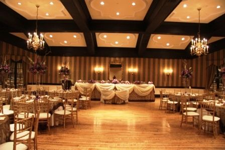 The Old Mill Inn and Spa Toronto, Wedding Decorations