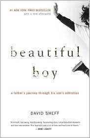Powerful book from father's perspective about son's drug addiction