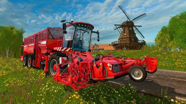 Ponad 50 nowych maszyn w Farming Simulator http://dodawisko.pl/gry/