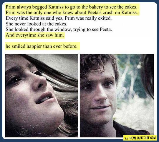 Hunger Games: mind blown…