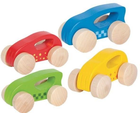 Hape -   Little Autos