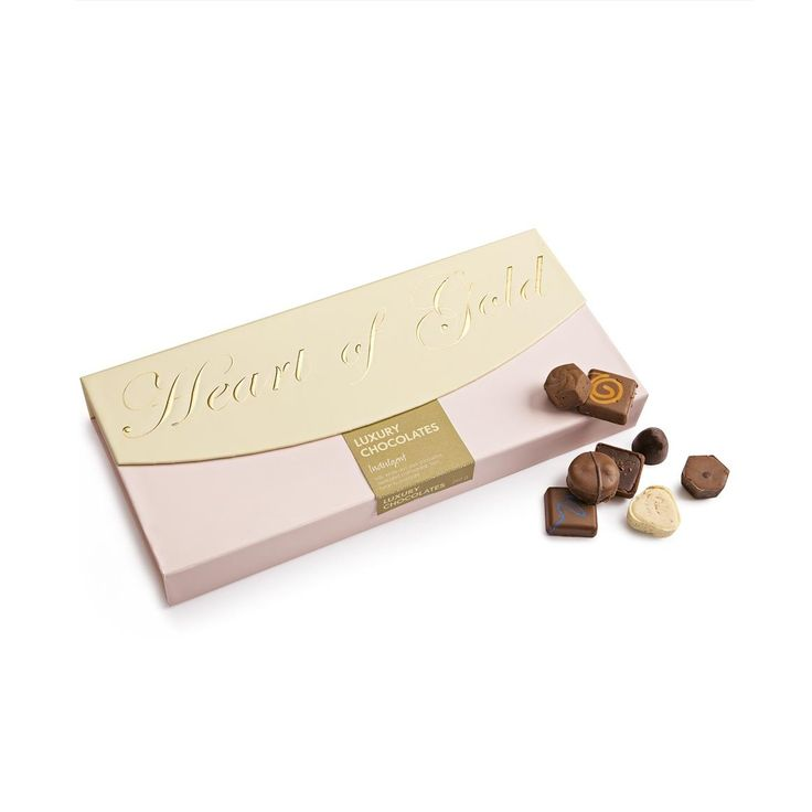 Luxury Chocolate Selection 240g Even though you're diabetic you're still the sweetest person in this world and I know you'll love this