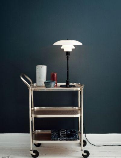Lampa biurkowa PH 3/2 table - Louis Poulsen   Designzoo.pl   Designzoo.pl