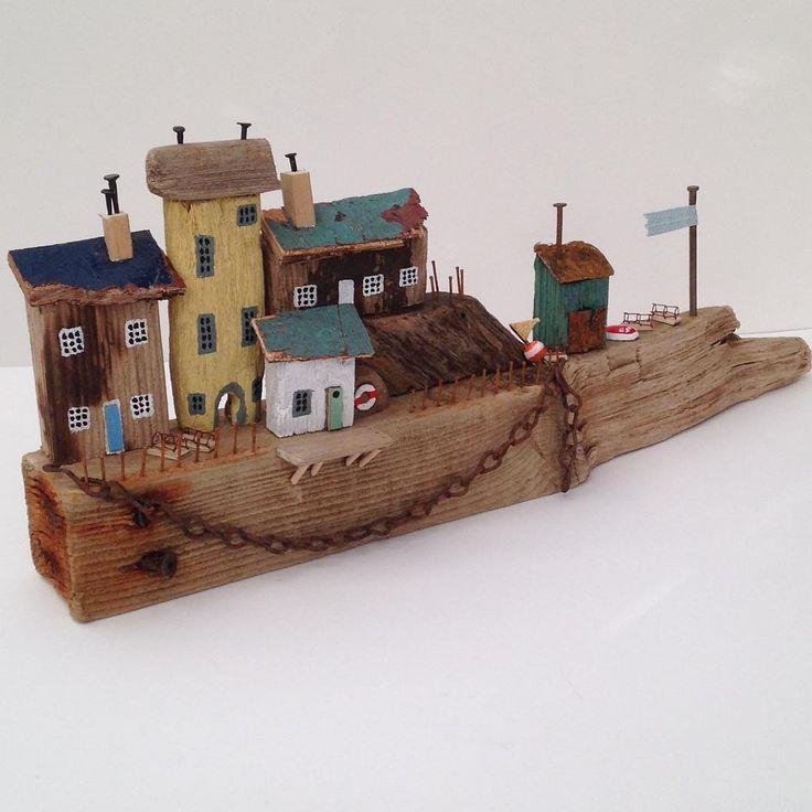 #recycled #recycledart #driftwood #driftwoodart #seaside #coast #sculpture #craft #sunderland #rokerbeach #seaburn #northeast