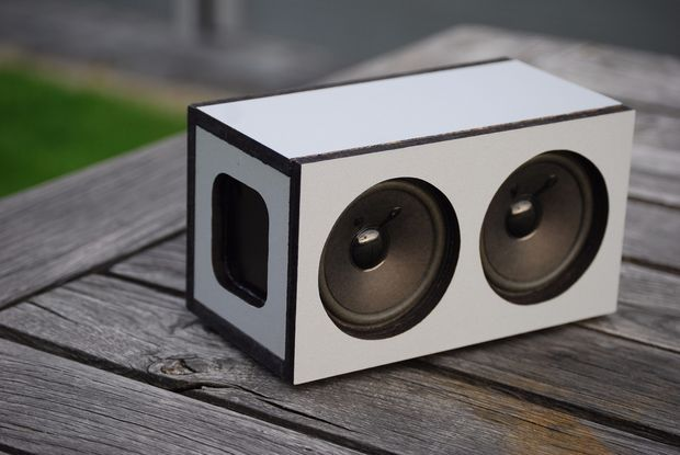 Picture of Powerfull Portable Bluetooth Speaker 2x5W