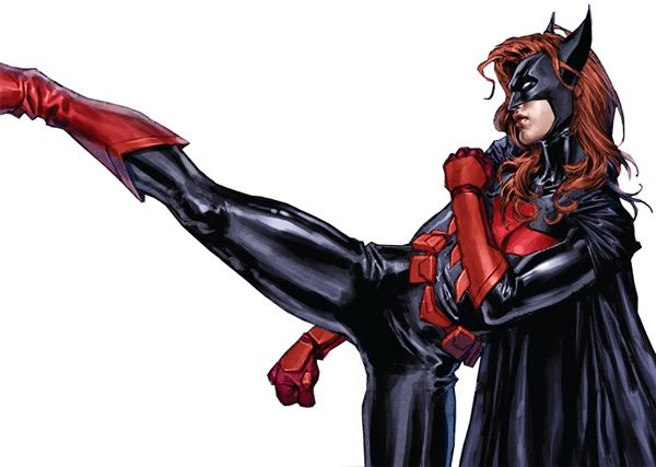 Batwoman - DC Comics - Katherine Kane. Last banner for our awesome entry at http://www.writeups.org/fiche.php?id=4851 - but banner illustrations look tiny on Pinterest.
