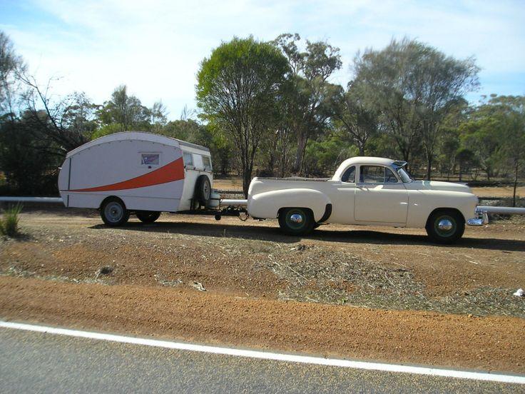 Awesome About Aluminium Vintage Caravans On Pinterest  Retro Caravan Vintage