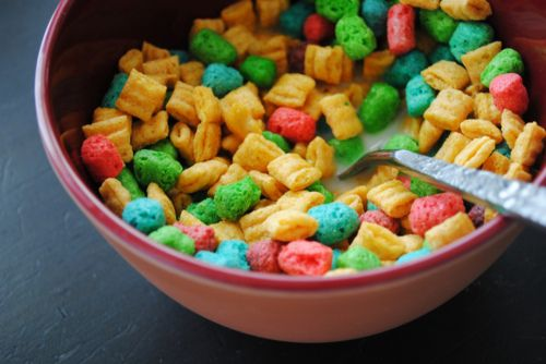 captain crunch cereal,, this is all I've craved all day