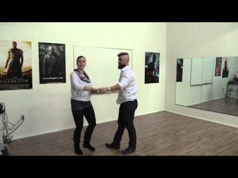 Country Dance Moves for Beginners - Country Swing Dance Pattern - YouTube
