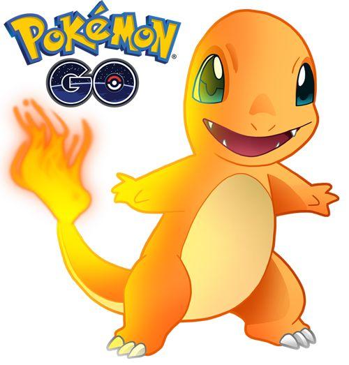 Charmander 1 de Pokémon Go