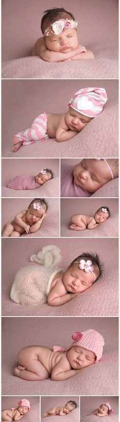 Las Vegas Newborn Photographer | 5 Week Beauty | Susy Martinez Photography