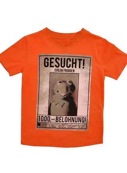Relaunch Relaunch shirt Kermit gezocht