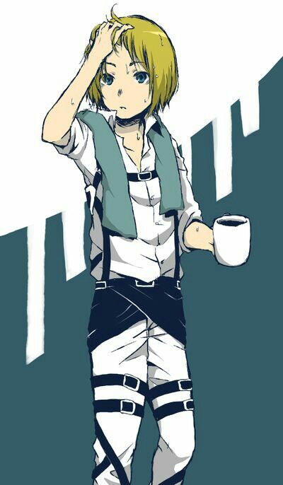 Good morning Armin!