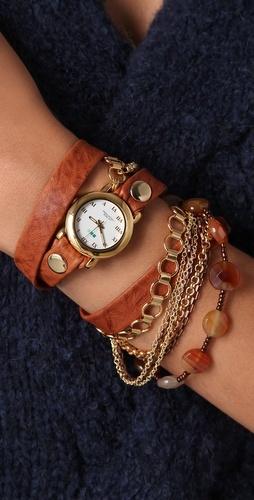 wrap around watch.