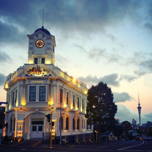 "271 Likes, 1 Comments - I Love Ponsonby (@iloveponsonby) on Instagram: ""Stunning shot of the old post office building taken by @dita71 👌  @augustusbistro #ILovePonsonby"""