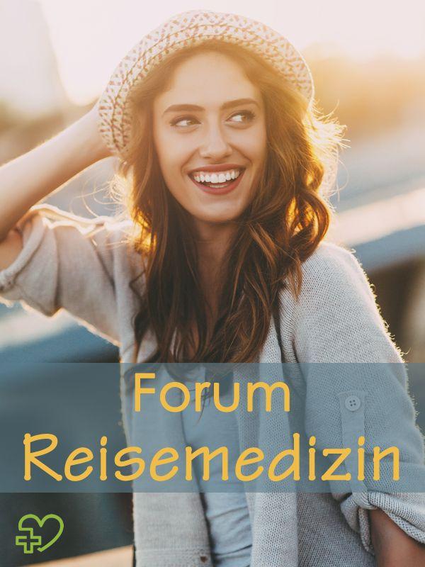 Gewappnet für die Reise mit dem Forum Reisemedizin!  (Bildquelle: istock)