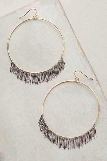 Best 25+ Hoop earrings ideas on Pinterest   Ears, Minimalist ...