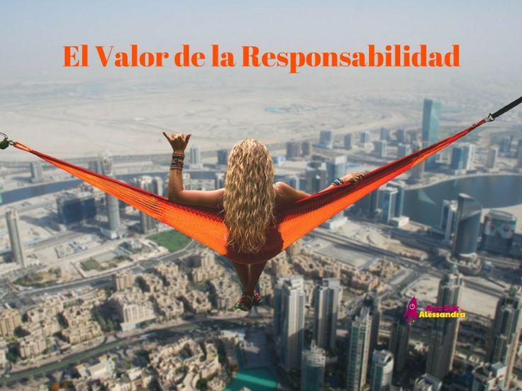 El valor de la responsabilidad. #responsabilidad #valor #felicidad http://qoo.ly/jn4rn