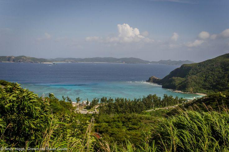 Experiencing the exotic in Okinawa, Japan: Tokashiki Island