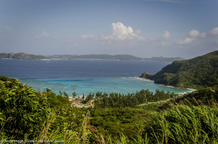 Experiencing the exotic in Okinawa, Japan: Tokashiki Island