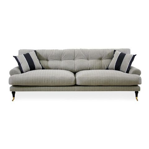 alinea canap lit meuble vitrine blanc laqu chambre