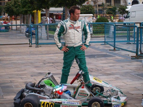 Armando Keramas at PICK Patras 2009 : Tonykart/Vortex