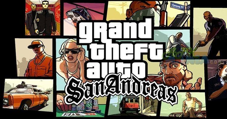Telecharger Gta San Andreas PC Gratuit | Telecharger Jeux PC Gratuit - Grand Theft Auto: San Andreas  est un jeu vidéo d'action-aventu...
