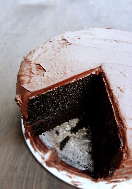 Best Ever Chocolate Buttermilk Cake Recipe Buttermilk Chocolate Cake Desserts Chocolate Cake Recipe