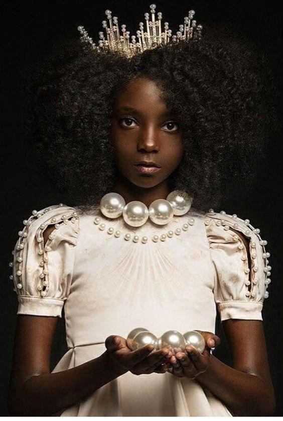 Natural Hair Queen, Black Beauty, Black Girl, Natural Hair Style, Dark Skin Make Up, Curly Hair, Black Hair