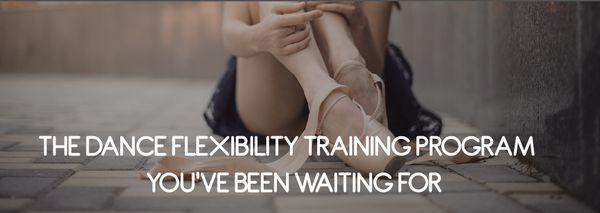 Ballet & Modern Dance Flexibility Training Combo