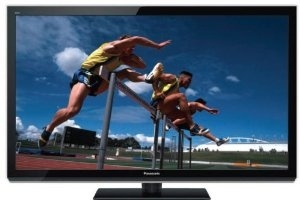 $698.99 Panasonic VIERA TC-P50UT50 50-Inch 1080p 600Hz Full HD 3D Plasma TV