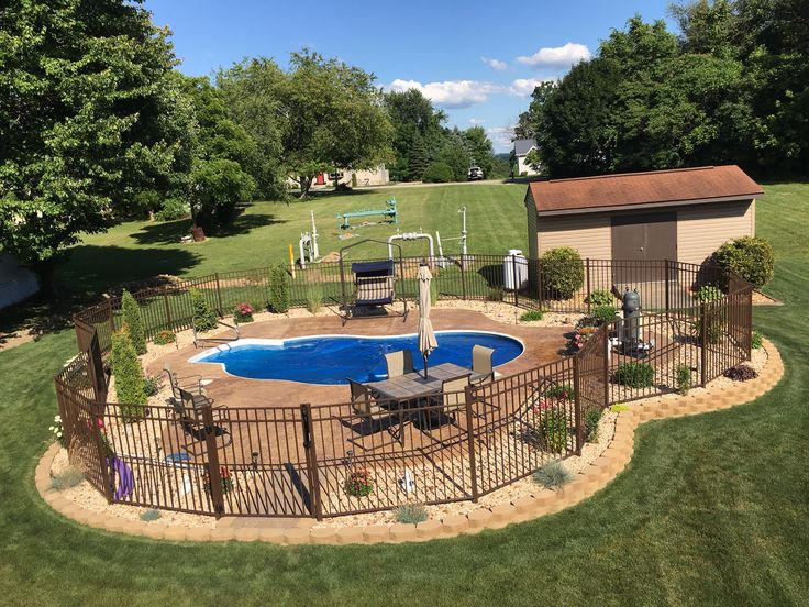 17 best images about radiant pools backyard innovators for Pool design companies