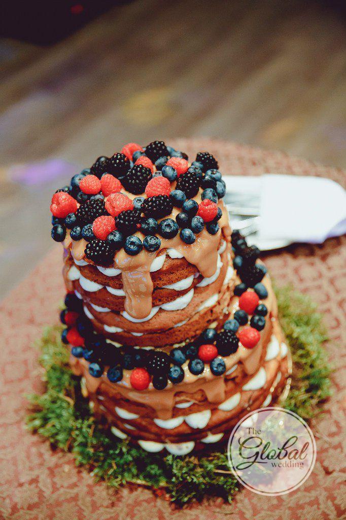Berry wedding Wedding cake Ягодная свадьба Лесные ягоды Свадебный торт