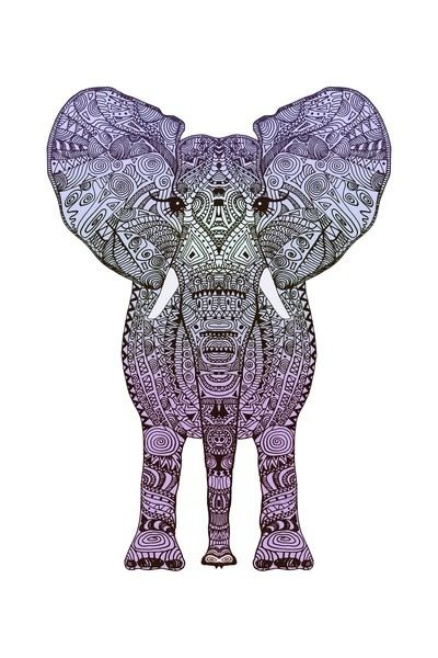 In Asian culture, the Elephant is seen as a symbol of strength, wisdom, good luck and careful reason.