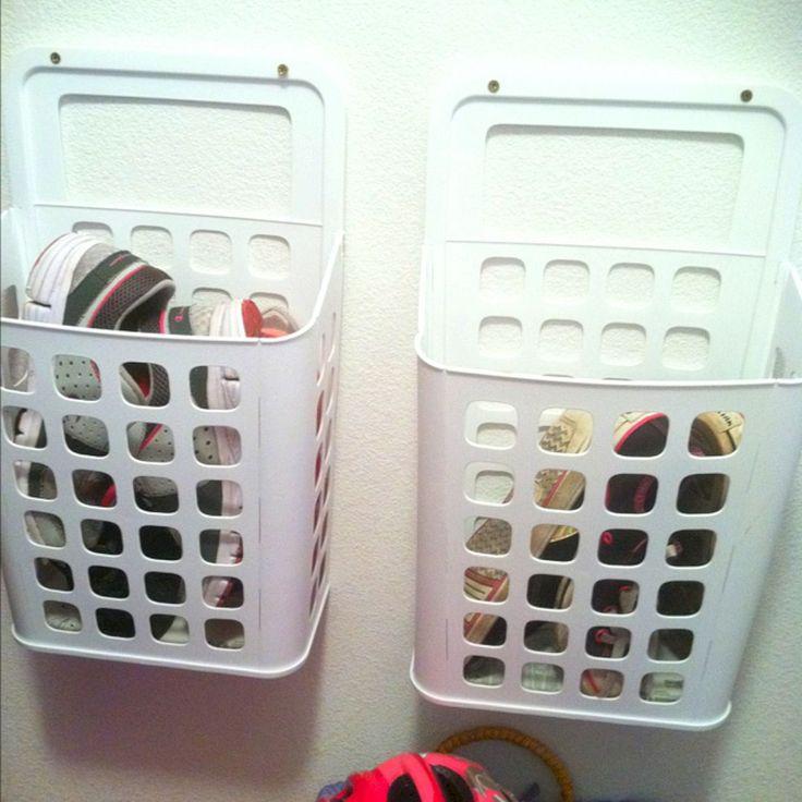 25 Best Ideas About Outdoor Shoe Storage On Pinterest