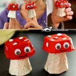 22 AMAZING Egg Carton Crafts - How Wee Learn
