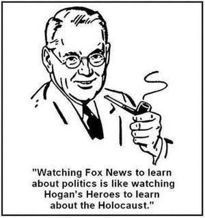 Funniest Memes Mocking Fox News: Watching Fox News to Learn About Politics