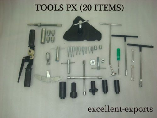 VESPA PX WORKSHOP TOOLS KIT ** 20 TOOLS ** SPECIAL TOOLS FOR LML VESPA PX NEW | eBay