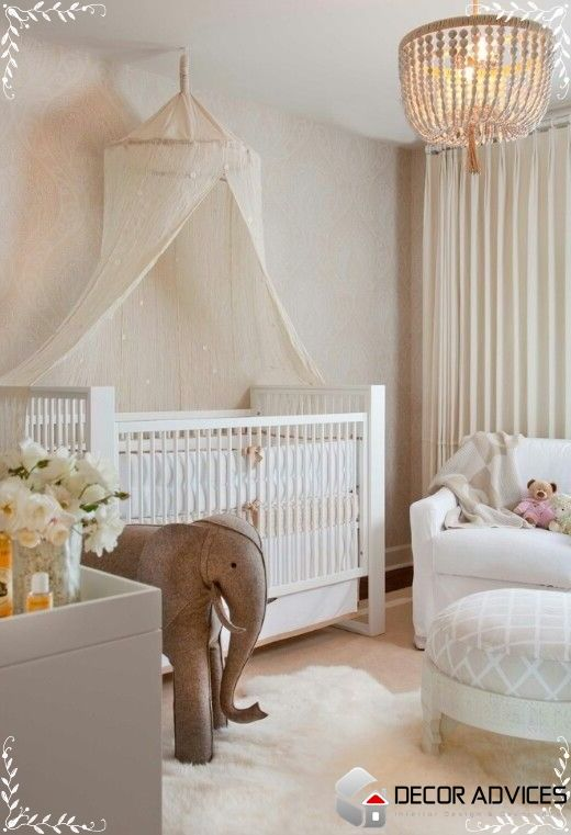 baby room decor and design  How To Decorate A Baby Room ?
