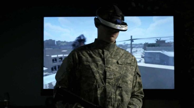 Virtual-reality therapy found effective for treating phobias and PTSD