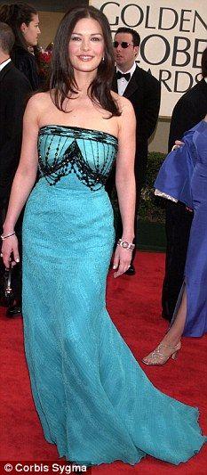 catherine zeta jones oscar 2001 dress - Google Search