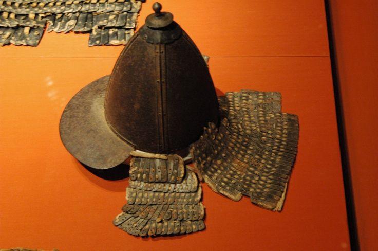 Mugap's Korean Amour/Weapon: [artifact]Korean helmets at Imjinwar(1592~1599)