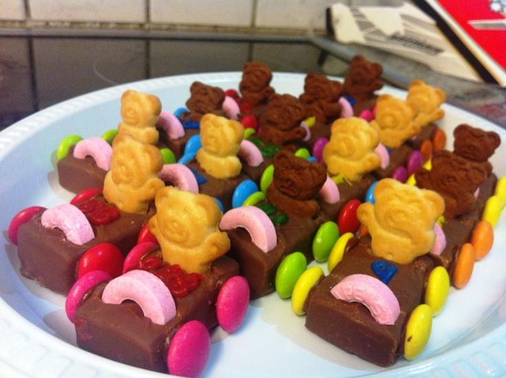Tiny Teddys do Bathurst 1000!!